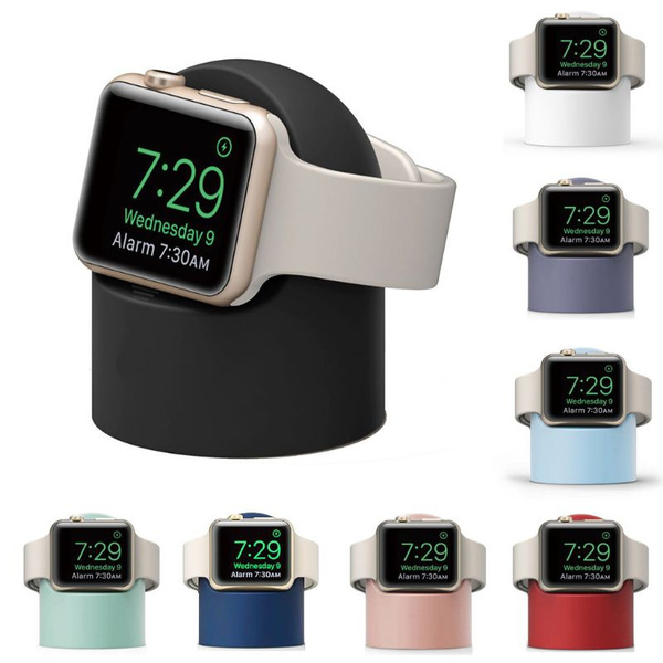 applewatchchargingstand, Apple, Silicone, charger