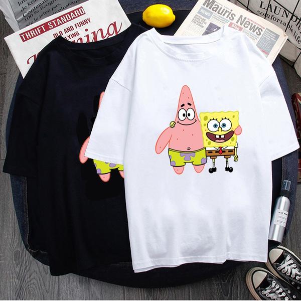 shirtsforwomen, Summer, Fashion, Sponge Bob