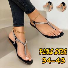 Sandals & Flip Flops, lightweightshoe, Outdoor, Ladies Fashion