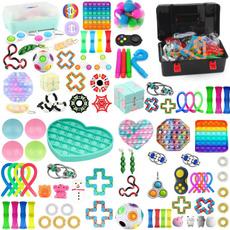 Box, Toy, toyset, sensorytoy