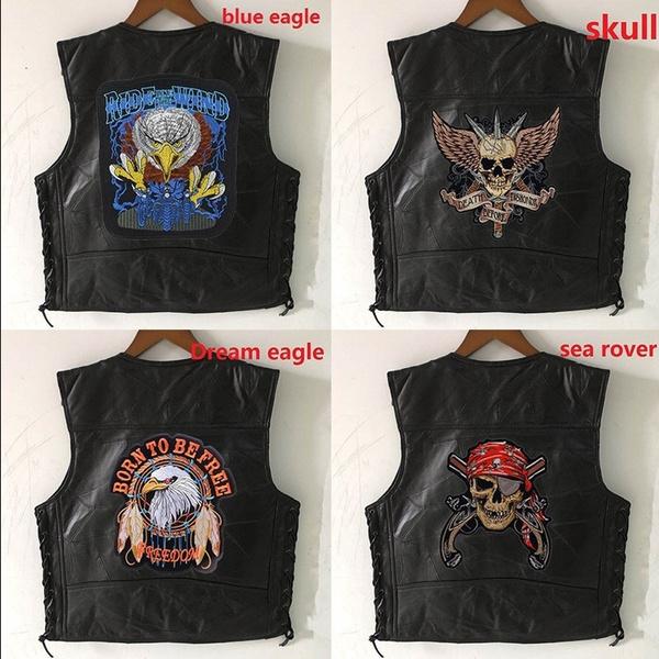 Sheep, motorcyclejacket, Vest, Waist Coat