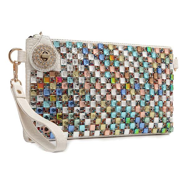 Shoulder Bags, DIAMOND, Jewelry, Chain