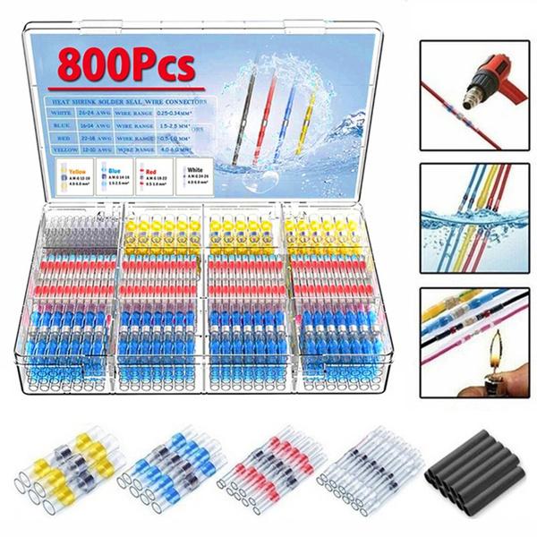 Copper, soldeconnector, Sleeve, Waterproof