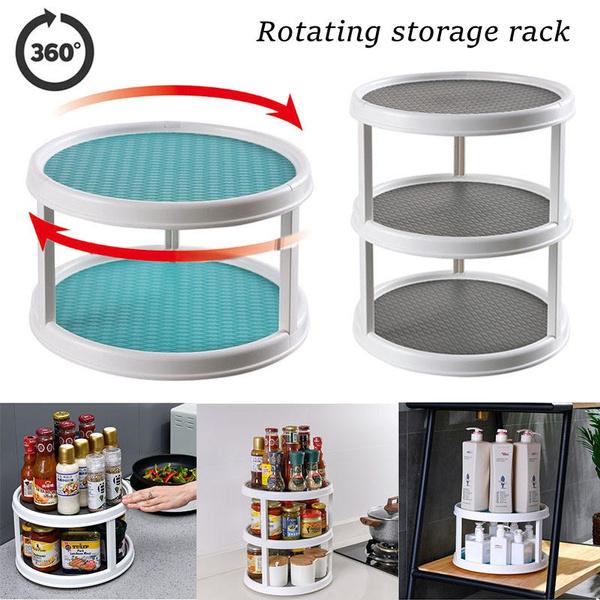 storagetray, rotatingstoragerack, Kitchen & Dining, Bathroom Accessories
