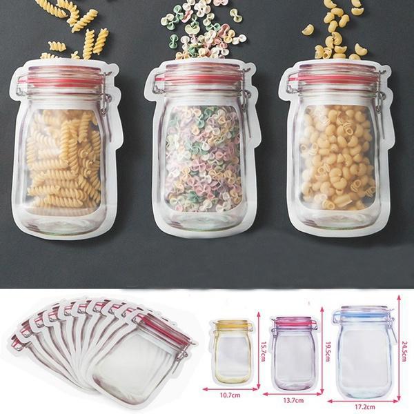Storage & Organization, Home Supplies, Food, Jars