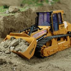 bulldozer, constructionbulldozer, Remote Controls, bulldozertoy