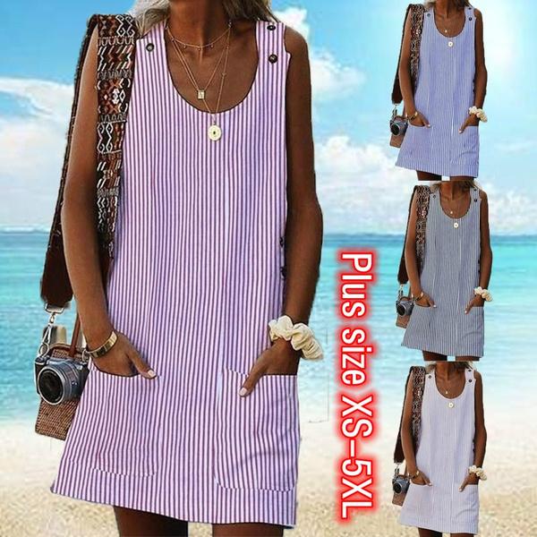 Summer, womens dresses, womensdressessummer, stripedblouse