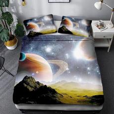 beddingkingsize, 3pcsbeddingset, Sheets & Pillowcases, Bedding