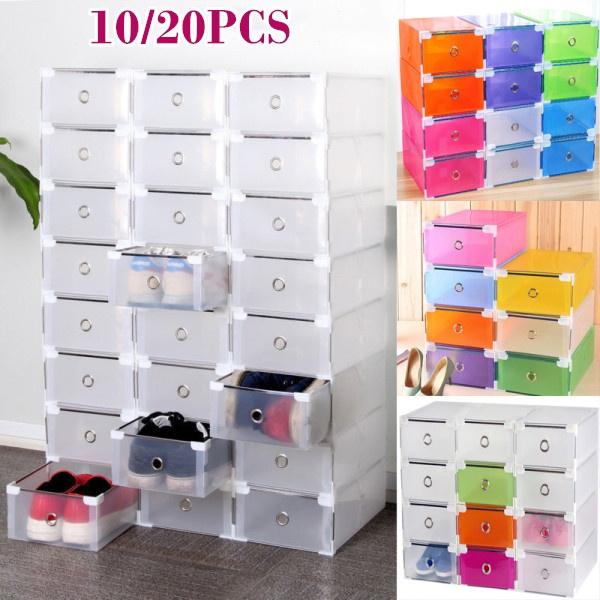 case, Home & Kitchen, drawer, shoesstoragebox