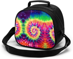Box, rainbow, coolerbag, Totes