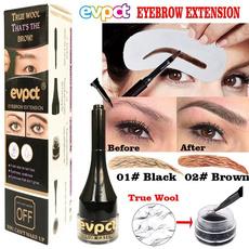 eyebrowgelcream, eyebrowcream, Fiber, Waterproof