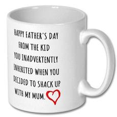 Gifts, momdad11ozfunnycoffeemug, funnymugsfathersdaygiftscup, classicmugwhitepotteryceramiccup