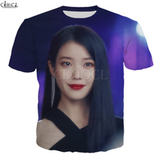 menfashionshirt, Star, print t-shirt, Tops