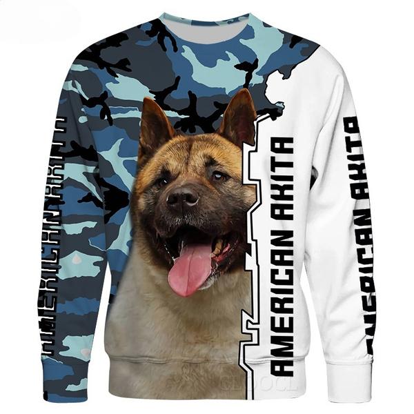 Funny, americanakita, Animal, Pets