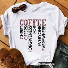 Tops & Tees, Coffee, Fashion, coffeetshirt