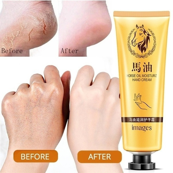 horseoilcream, horse, antiwrinkle, handfootcare