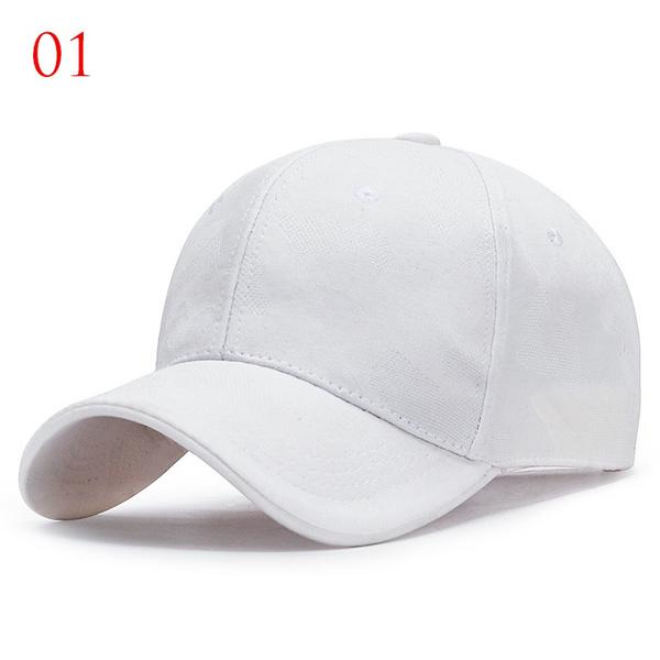 Summer, Adjustable Baseball Cap, Outdoor, Baseball
