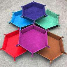 Box, Dice, hexagondicebox, gametoytray