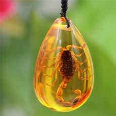 amber, scorpion, ambernecklace, balticnecklace
