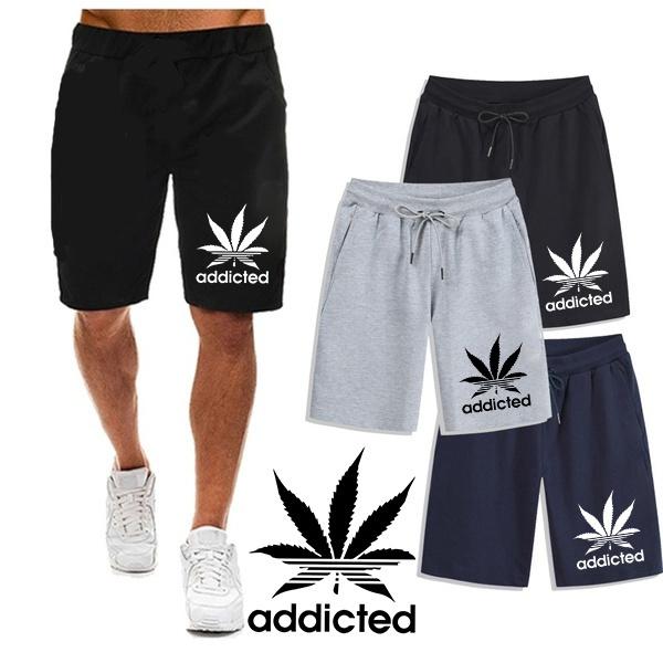 Summer, Fashion, leaf, Casual pants