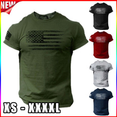 Summer, Fashion, nationalflag, Shirt