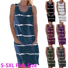 Summer, Vest, Fashion, fashion dress