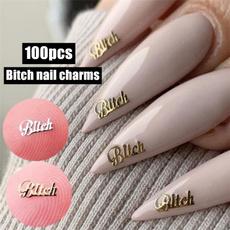 nail decoration, art, Jewelry, Beauty