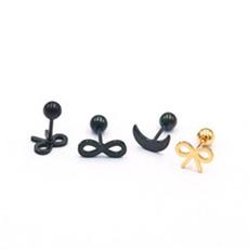 Stud, Jewelry, Stud Earring, unisex