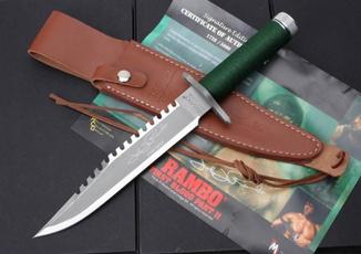 Outdoor, Hunting, fixedblade, stalloneknife