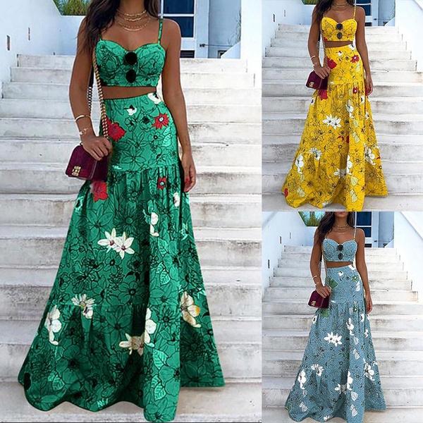 Summer, Fashion, long dress, Dress