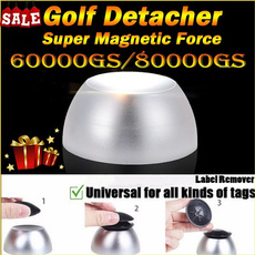Magnet, Golf, securitylock, golfdetacher