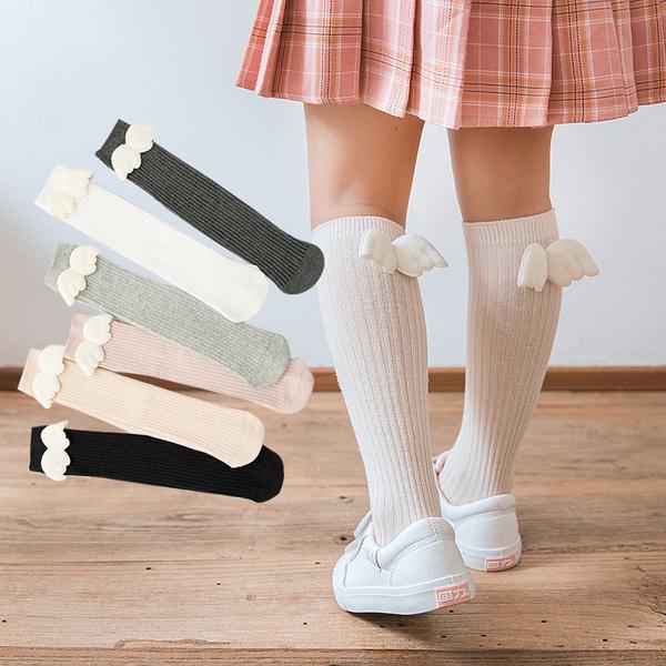 Angel, 08, Socks, New
