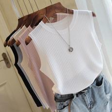 blouse, Summer, Woman, Necks