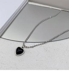 titaniumsteelpendant, Steel, Exquisite Necklace, Fashion