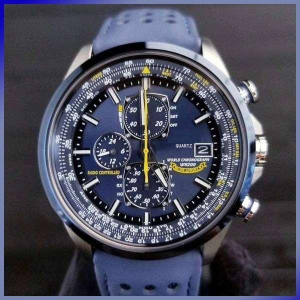 mensblackwatch, Chronograph, Leather Strap Watches, leatherstrapwatch