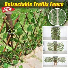 fencedecoration, artificialplant, laserlight, fence