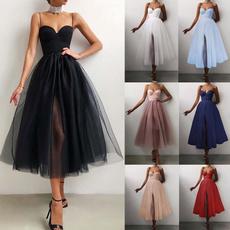 Sleeveless dress, Summer, long dress, Evening Dress