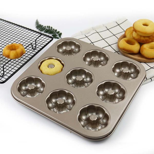 Bakeware, Steel, donutpastrypan, Baking