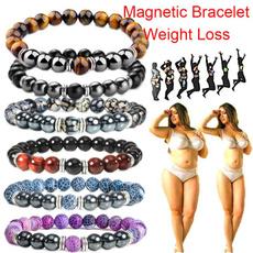 Charm Bracelet, Beaded Bracelets, strandbracelet, weightlossbracelet