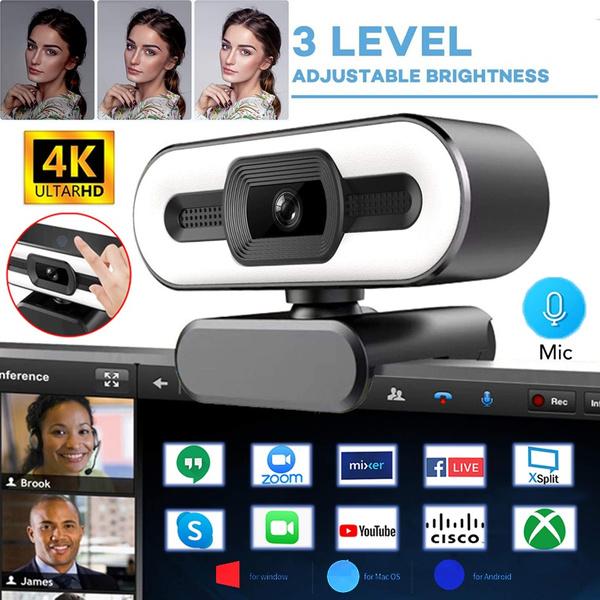 filllight, Webcams, Microphone, usb