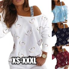 blouse, Fashion, Love, Long Sleeve
