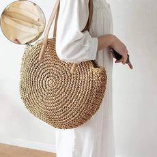 woven, Summer, Fashion, Totes