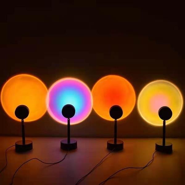 lightsun, atmosphere, led, projection