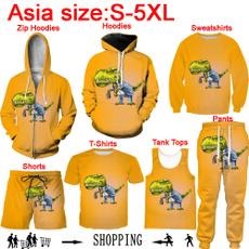 Vest, Fashion, Orange, orangedinosaur