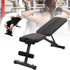adjustableexerciseweightbench, fitnessadjustablebench, Fitness, Home & Living