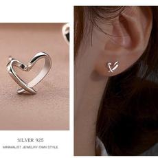 Girlfriend Gift, earringtemperamenthighsense, Jewelry, Stud Earring