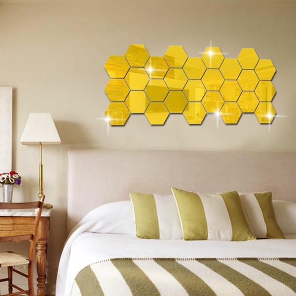 decoration, art, 3dwallsticker, Home & Living