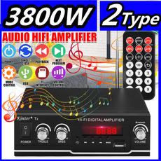 Microphone, amplifierbluetooth, amplifiersforcar, Amplifier