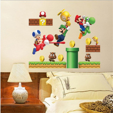 Decor, Home Decor, Super Mario, Home & Living