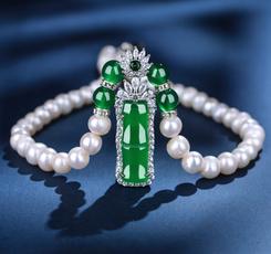 agatebamboopendantchalcedonypendant, ladiespearlnecklace, Jewelry, Gifts